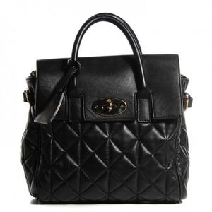 Mulberry Bags - Mulberry Nappa Quilted Cara Delevingne Bag 214970b375ab1